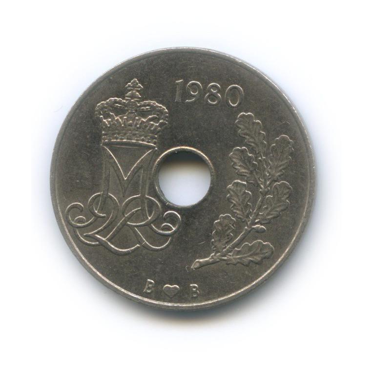 25 эре 1980 года (Дания)