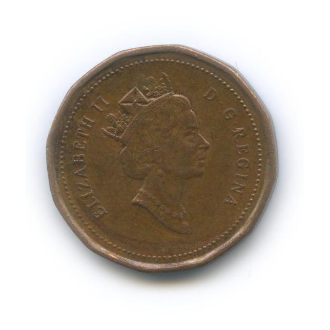 1 цент 1990 года (Канада)