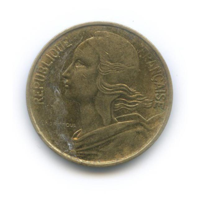 10 сантимов 1970 года (Франция)