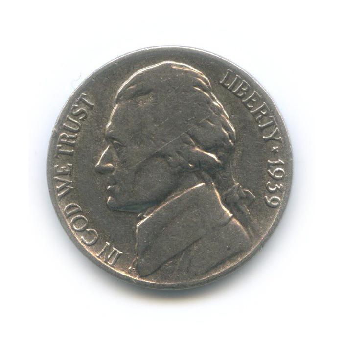 5 центов 1939 года (США)