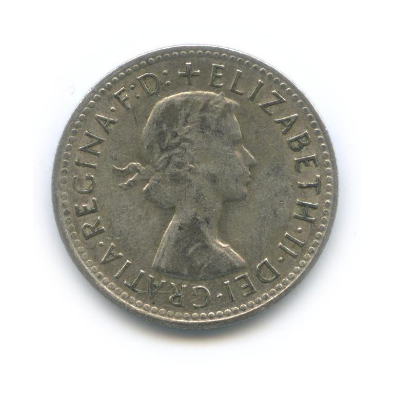 1 шиллинг 1963 года (Австралия)
