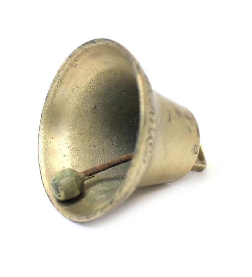 Колокол (8 см) в звоне
