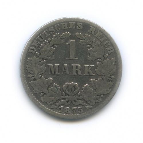 1 марка 1875 года C (Германия)