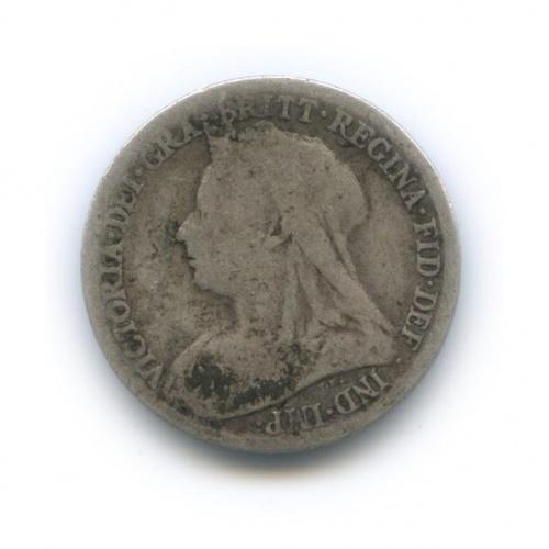 6 пенсов 1900 года (Великобритания)