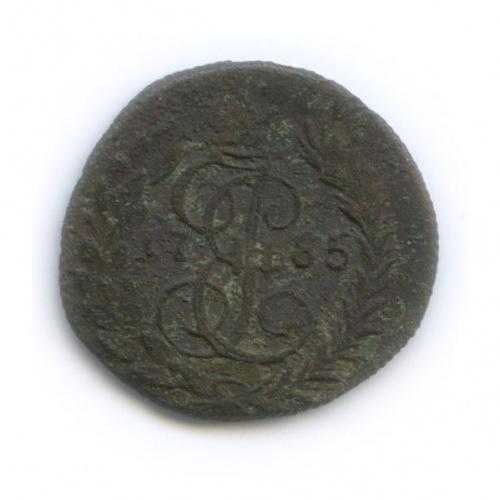 Полушка (1/4 копейки) 1785 года КМ (Российская Империя)