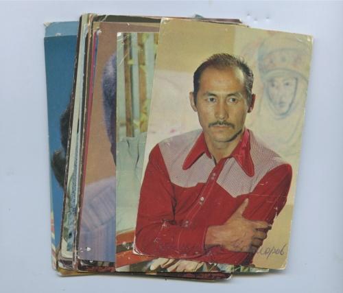 Набор открыток «Артисты» (20 шт., в конверте) (СССР)