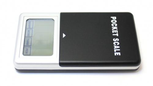 Весы электронные «Pcket Scale» (50 г/0,01 г)