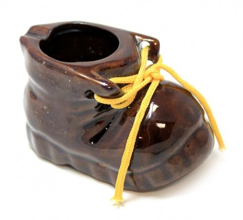 Пепельница (керамика, 6,5×11 см)