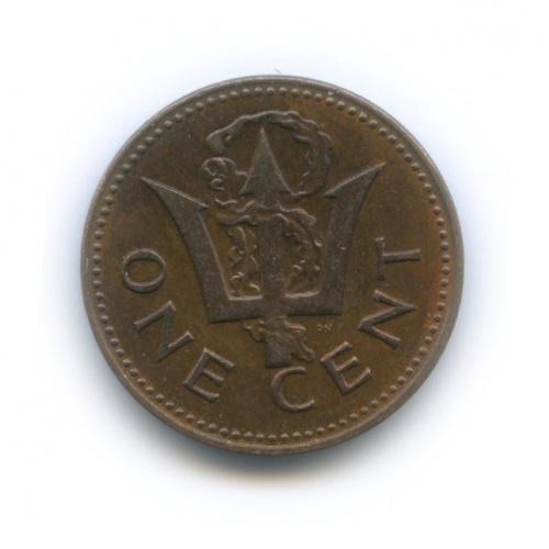 1 цент 1978 года FM (Барбадос)