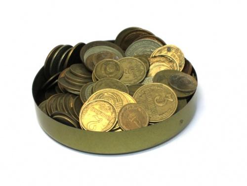 Набор монет СССР (150 шт., вбанке) (СССР)