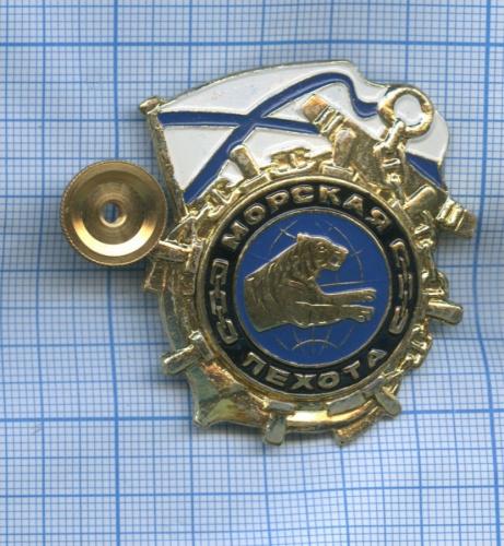 Знак «Морская пехота» (Россия)
