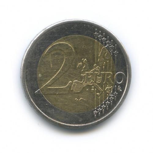 2 евро 2002 года F (Германия)