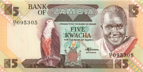 5 квач (Замбия)