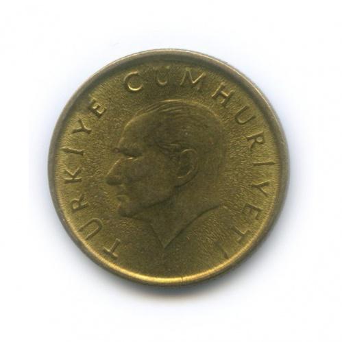 100 лир 1991 года (Турция)