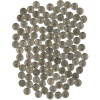 Набор монет 1 копейка (326 шт.) (Россия)