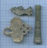Игольница, цепедержатели (XII-XV вв.)