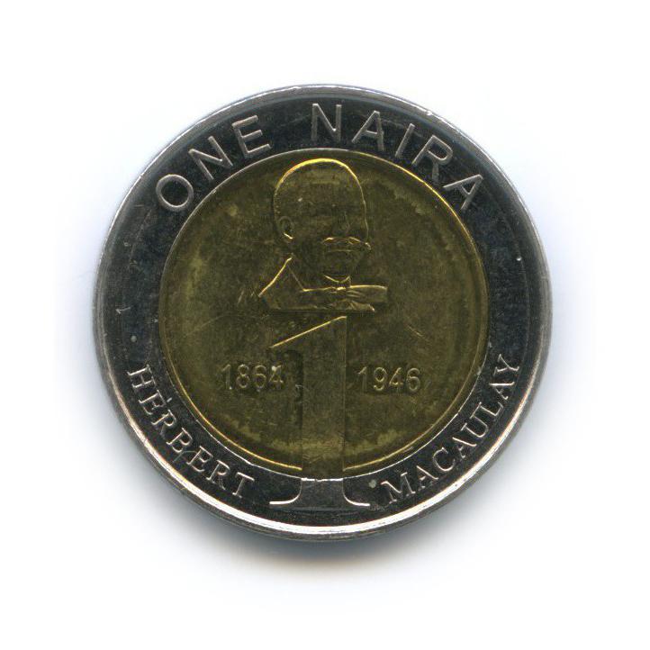 1 найра 2006 года (Нигерия)