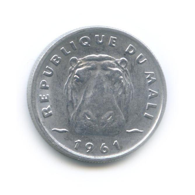 5 франков, Мали 1961 года