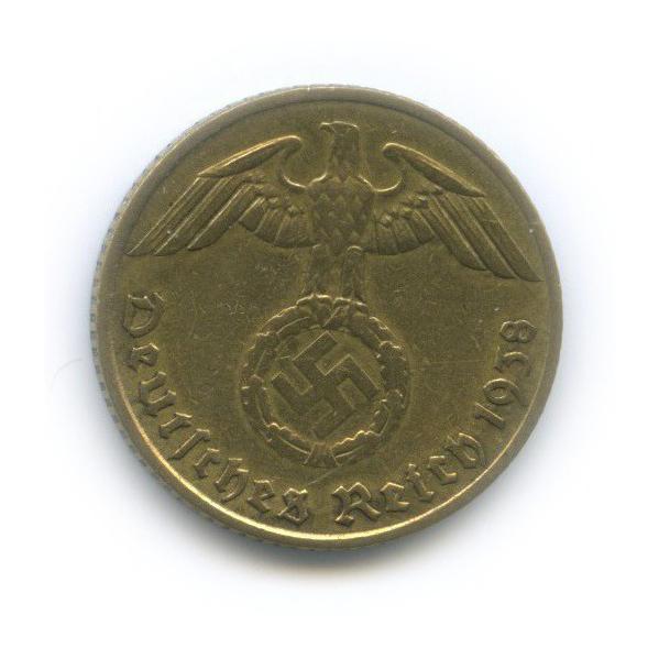 5 рейхспфеннигов 1938 года A (Германия (Третий рейх))