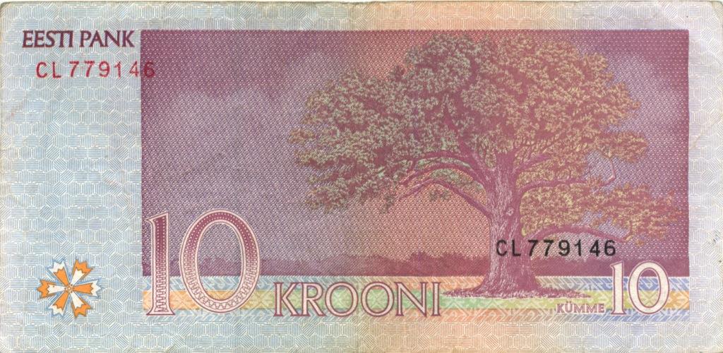 10 крон 2006 года (Эстония)