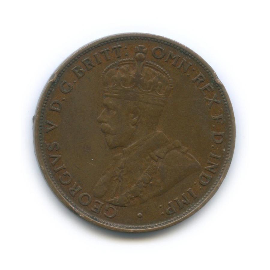 1 пенни 1935 года (Австралия)