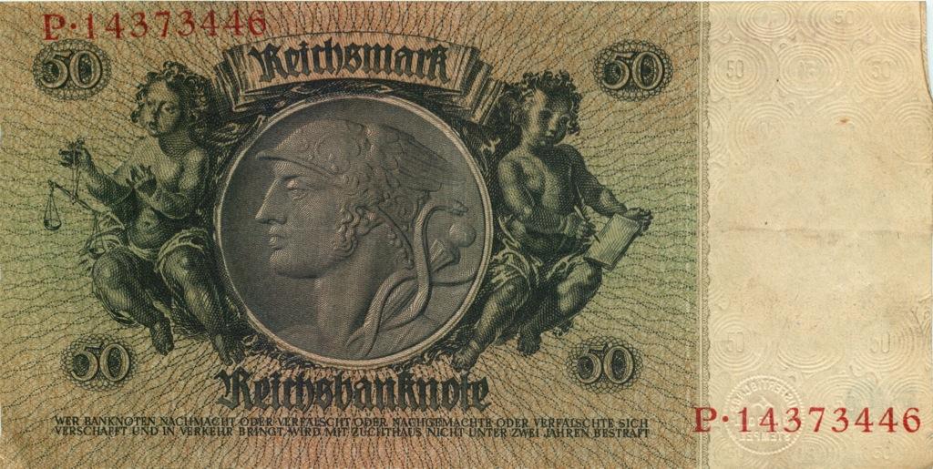 50 рейхсмарок 1924 года (Германия)