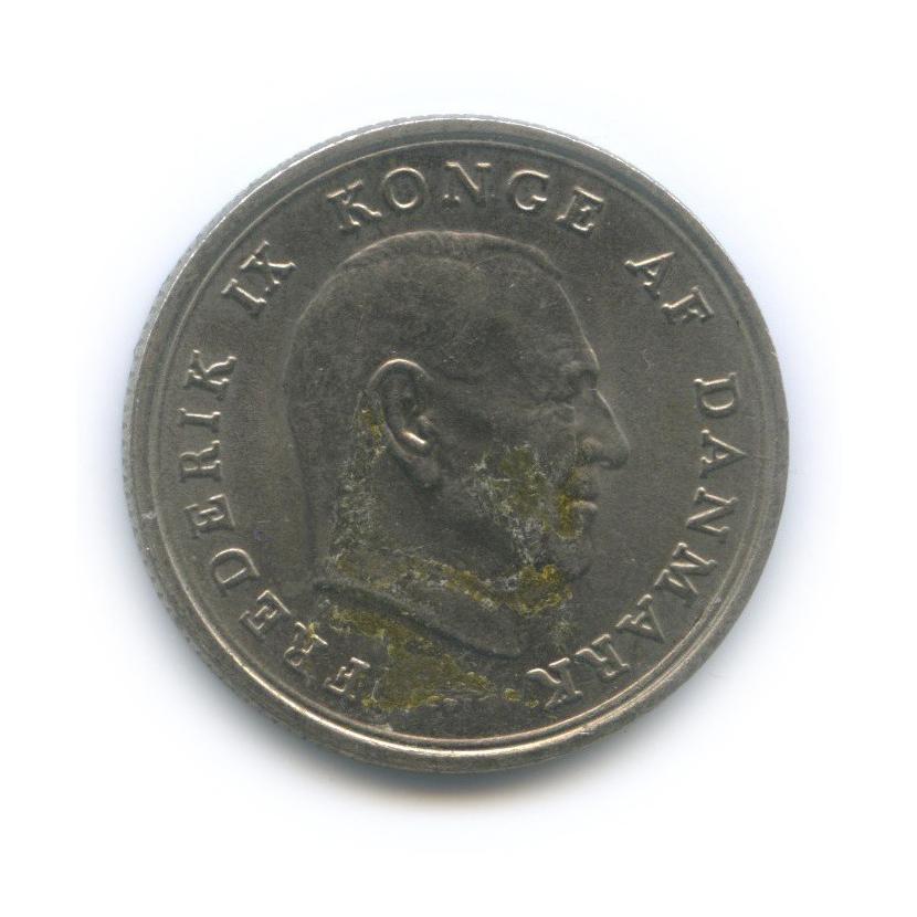 1 крона 1965 года (Дания)