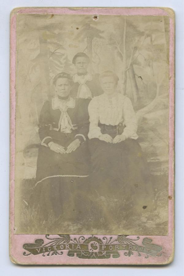 Фотокарточка от«Victoria Portrait» (Российская Империя)
