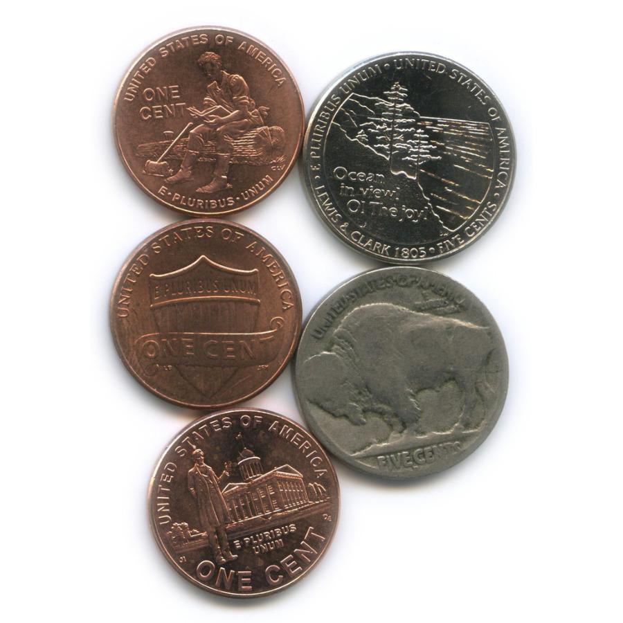 Набор монет (США)