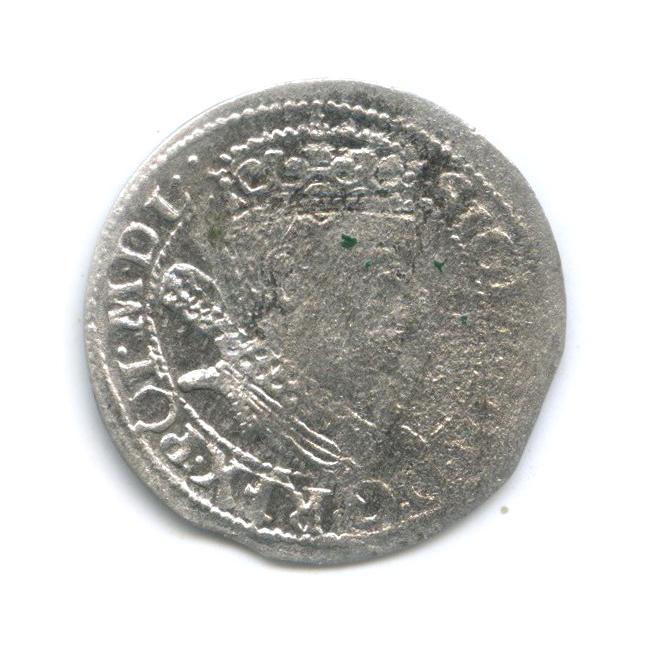 Грош - Сигизмунд III, Великое Княжество Польское 1605 года