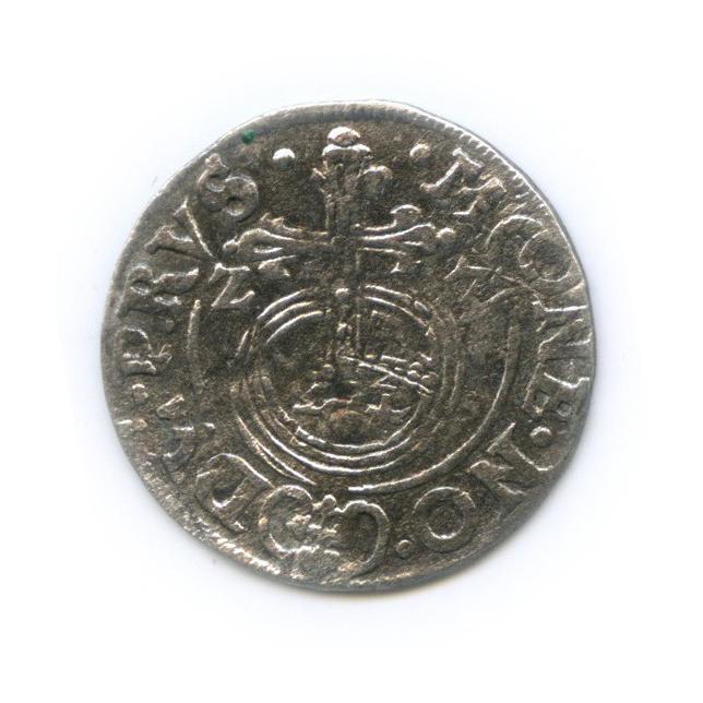 Драйпелькер - Георг Вильгельм, Пруссия 1627 года