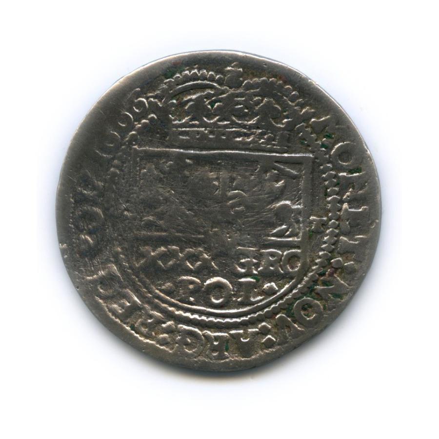 30 грошей (тымф) - ЯнКазимир, Речь Посполитая 1666 года
