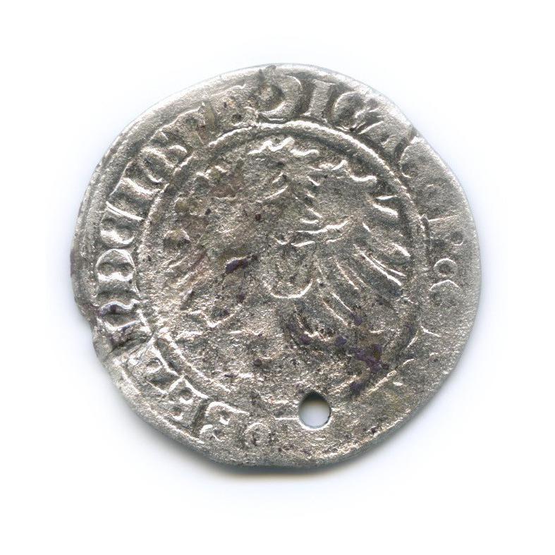 Грош, г. Бранденбург 1518 года
