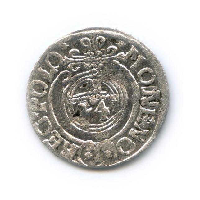 Полторак (3 полугроша) - Сигизмунд III, Речь Посполитая 1620 года