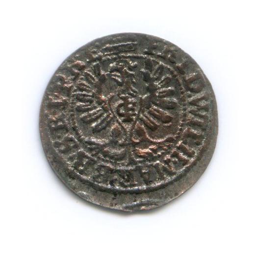 Солид - Фридрих Вильгельм, Пруссия 1653 года