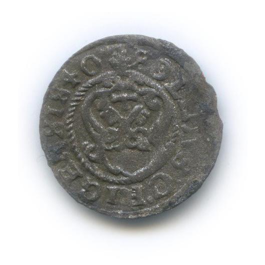 Солид - Королева Кристина, Рига 1640 года