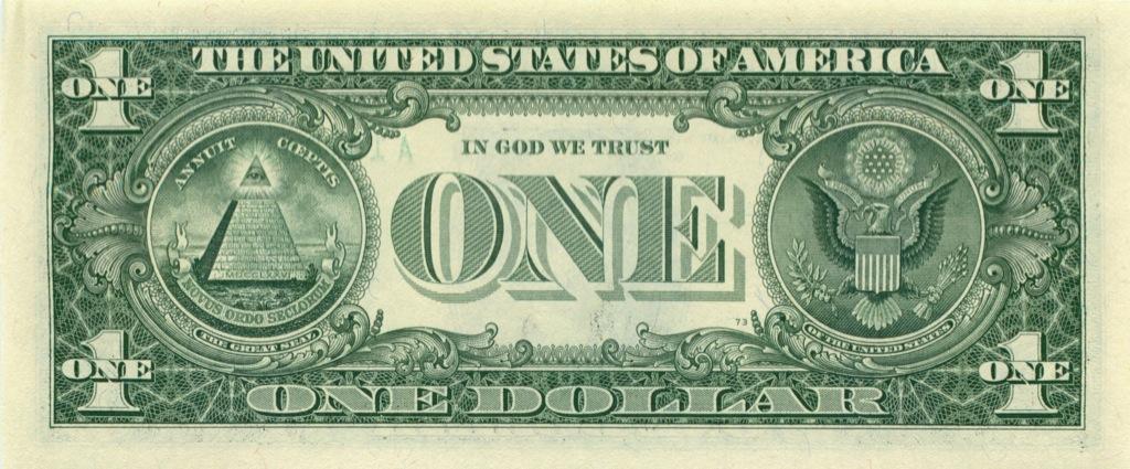1 доллар (замещенная серия) 2009 года (США)
