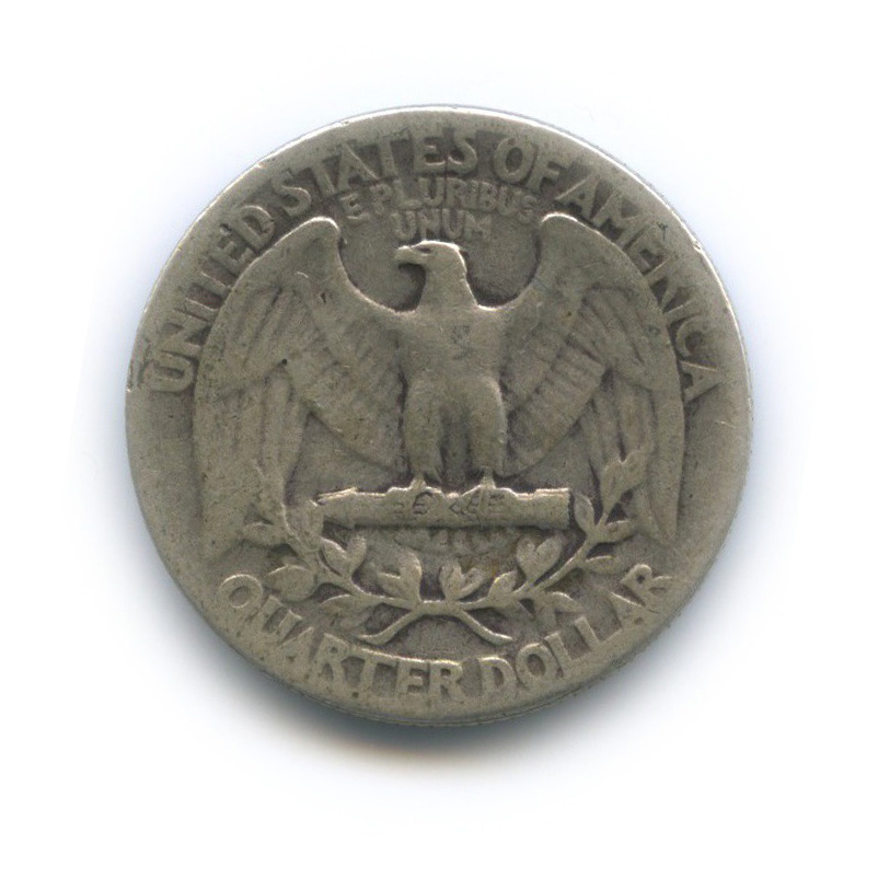 25 центов (квотер) 1936 года (США)