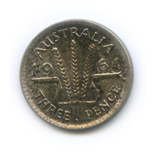 3 пенса 1961 года (Австралия)