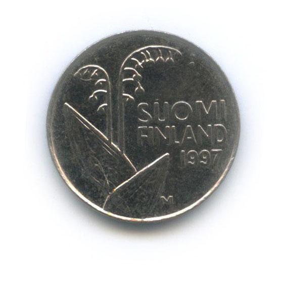 10 пенни 1997 года (Финляндия)