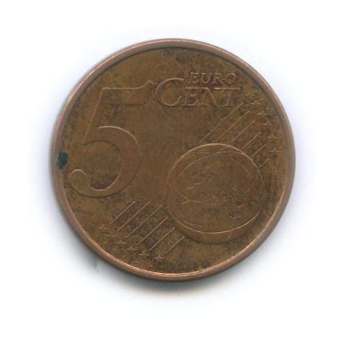 5 центов 2009 года (Кипр)