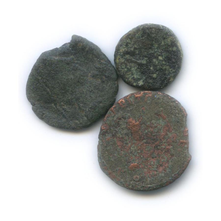 Набор монет (Римская Империя, IV в.)