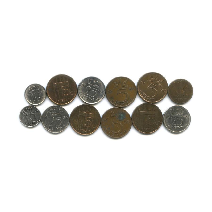 Набор монет (Нидерланды)