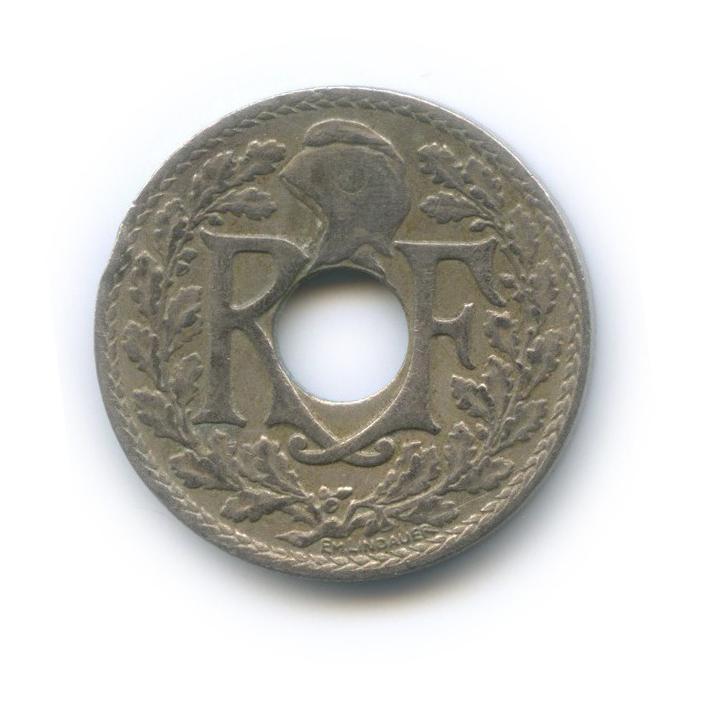 10 сантимов 1918 года (Франция)