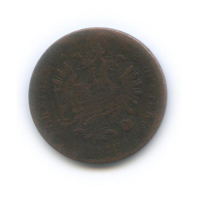 1 крейцер 1859 года В (Австрия)