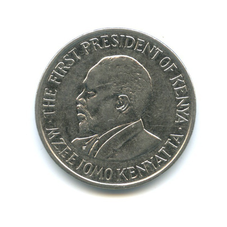 1 шиллинг 2005 года (Кения)