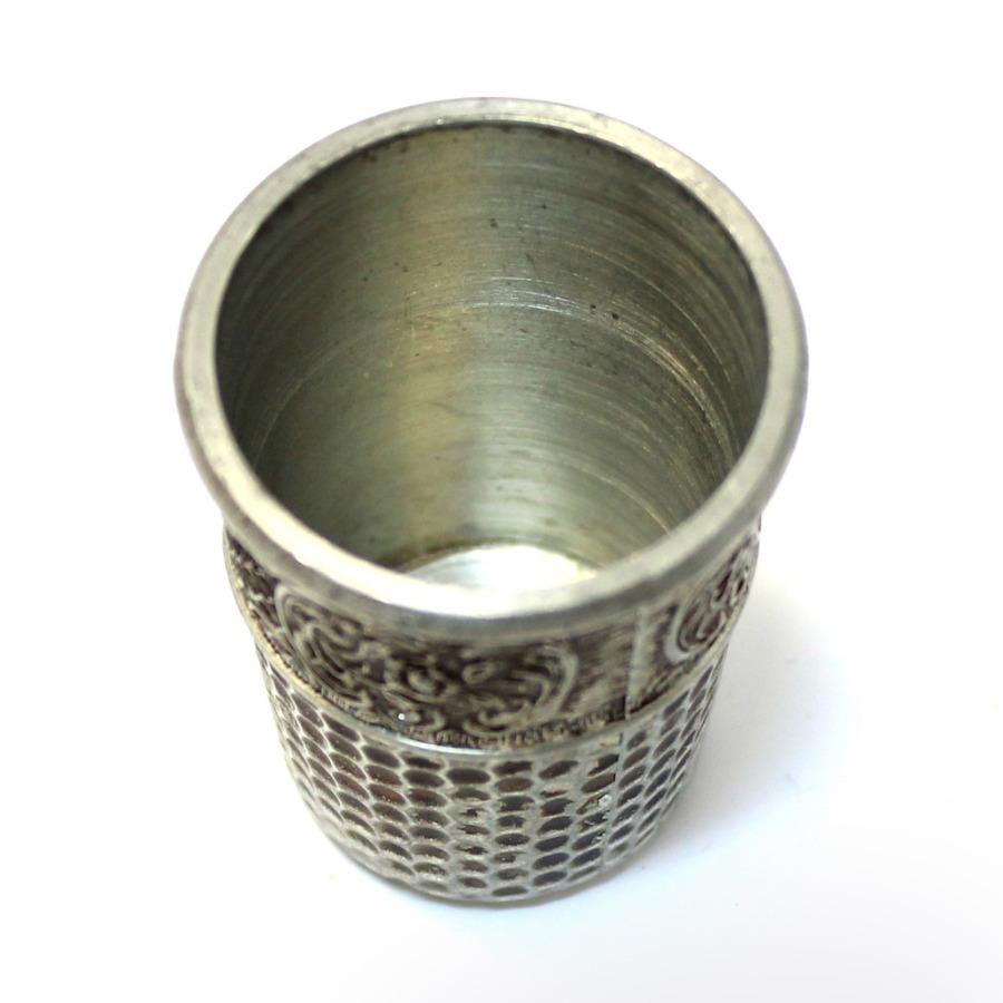 Стопка «Наперсток» (олово, 4,5 см)