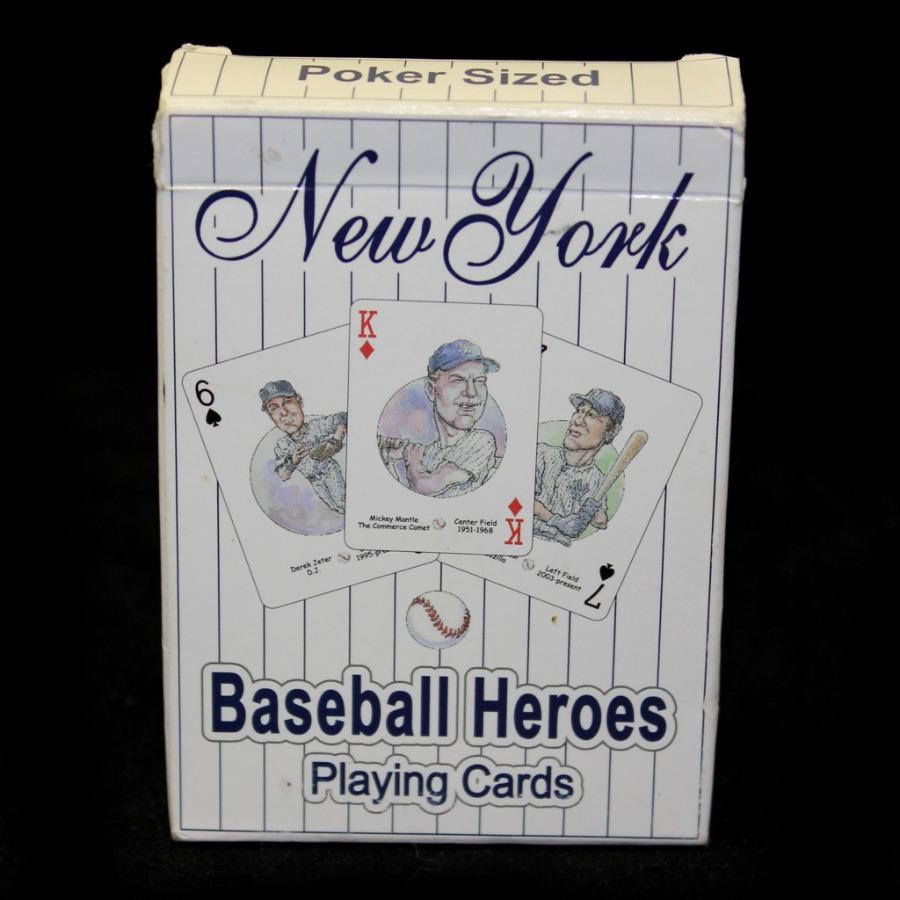 Карты игральные коллекционные «Baseball Heroes» (США)
