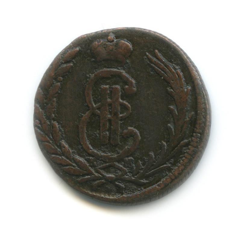 1 копейка 1771 года КМ (Российская Империя)