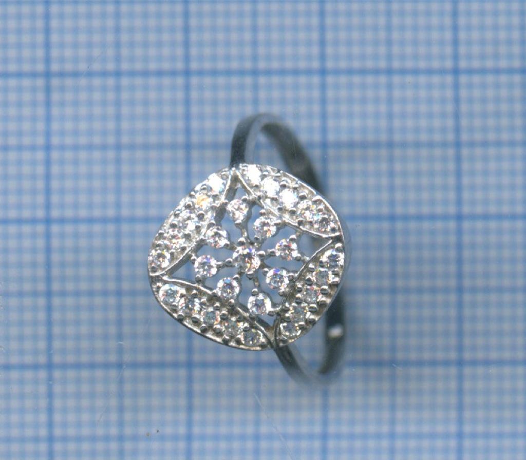 Кольцо (серебро 925 пробы)